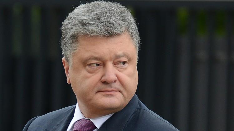 الولايات المتحدة تجبر بوروشينكو على تكرار مصير سآكاشفيلي