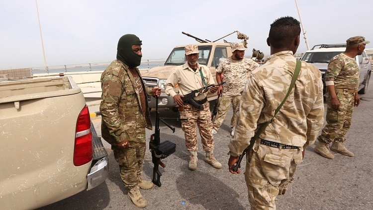 من سيحكم العاصمة الليبية طرابلس؟ 57b1bbafc4618816228b45e1