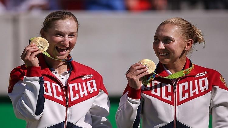 ريو 2016.. روسيا رابعة في جدول ترتيب الميداليات