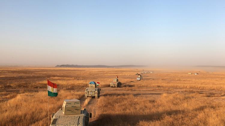 مسؤول كردي: اقتحام الموصل قد يبدأ خلال شهر أو شهرين