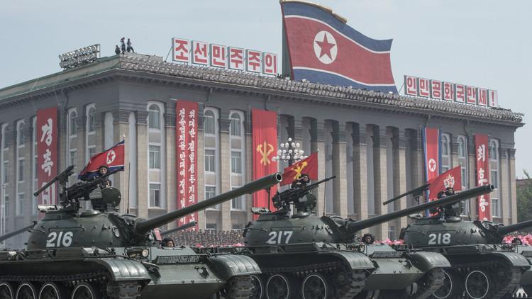 كوريا الشمالية ستغطي سماء الولايات المتحدة بسحابة نووية