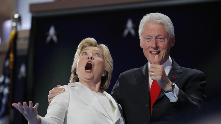 خمس وفيات غامضة لخصوم هيلاري كلينتون