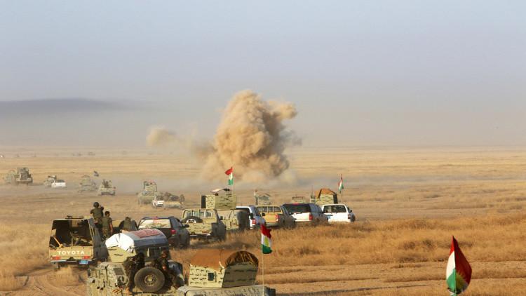 قوات كندية تدعم الأكراد عسكريا لتحرير الموصل