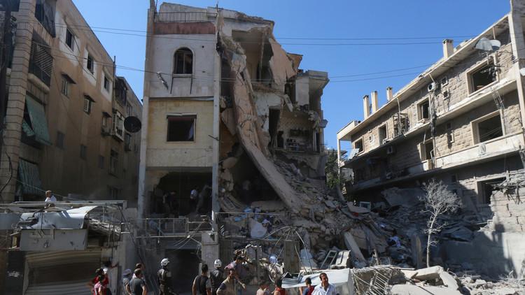 المجتمع الدولي قلق على وضع المدنيين الحرج في حلب