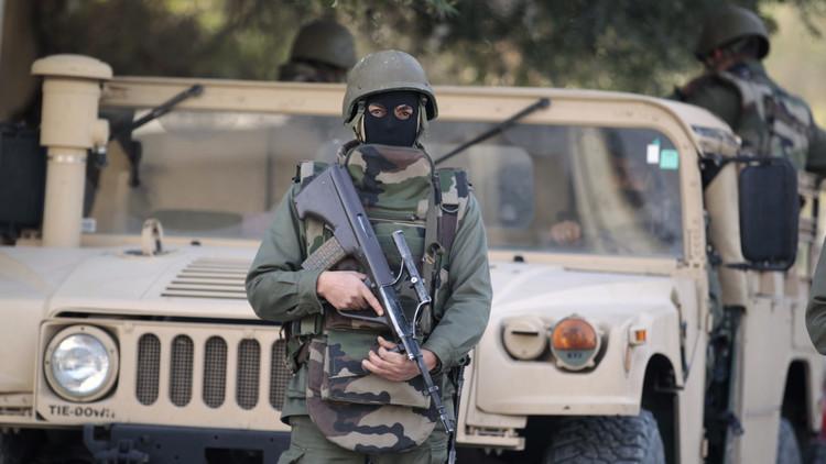 بعد هزيمته في ليبيا..