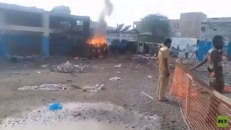 مقتل 9 أفراد من أسرة قيادي حوثي بغارة للتحالف العربي