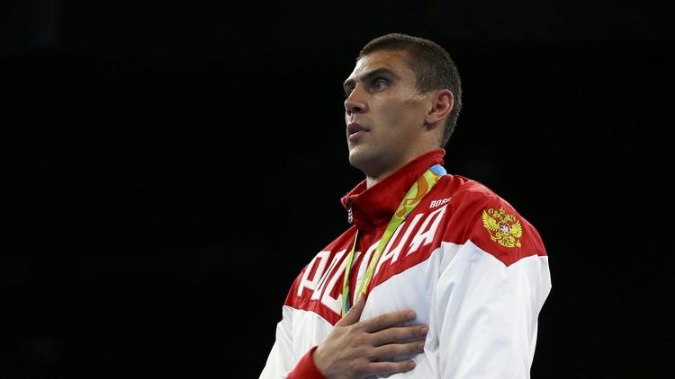الملاكم الروسي تيشينكو يحرز ذهبية وزن دون 91 كلغ