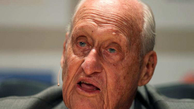 وفاة هافيلانج رئيس الفيفا الأسبق