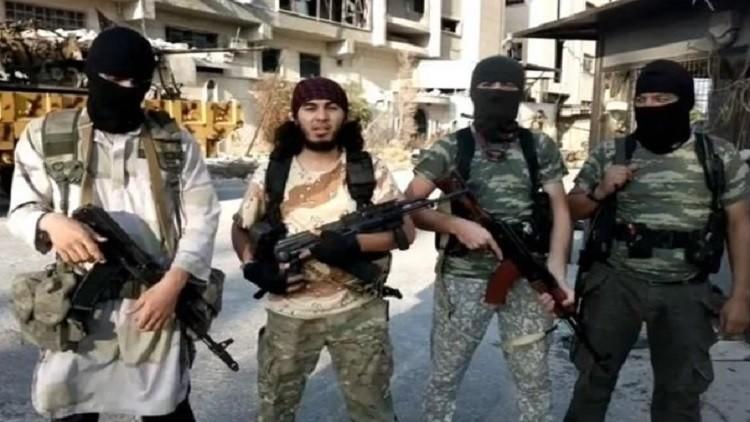 """""""داعش"""" يخرب """"درب الحرير"""""""