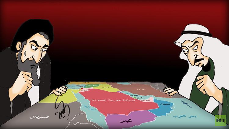 خطوط التماس بين السعودية وإيران!