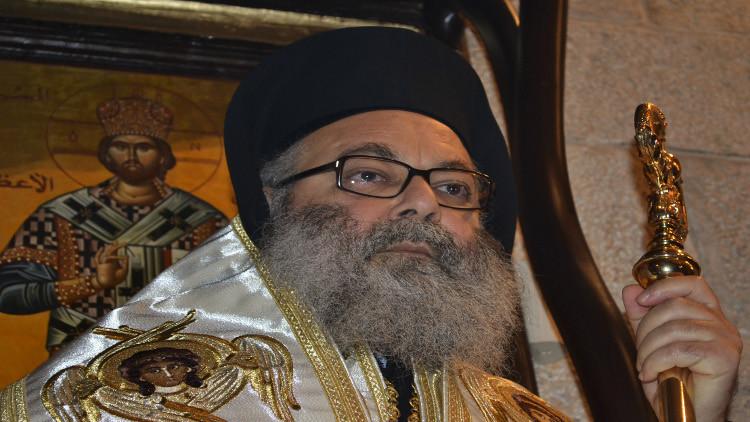 رجل دين مسيحي ينتقد لا مبالاة العالم تجاه حلب