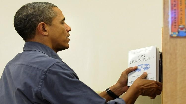خمسة كتب حازت على اهتمام أوباما قبل الرحيل!