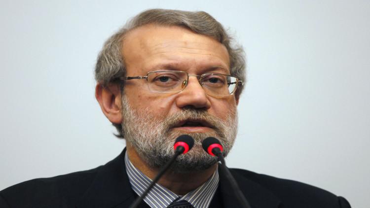 لاريجاني ينفي منح إيران قاعدة عسكرية لروسيا