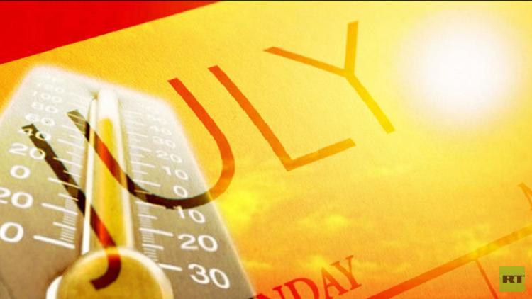 يوليو الماضي الشهر الأشد حرّاً في تاريخ الأرض