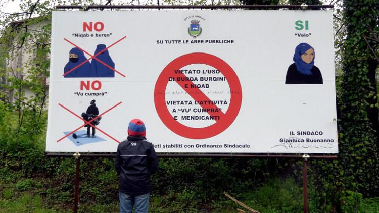 قوميون في بلجيكا ينوون حظر ارتداء