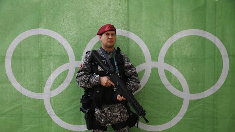 القبض على عضو في اللجنة الأولمبية الدولية