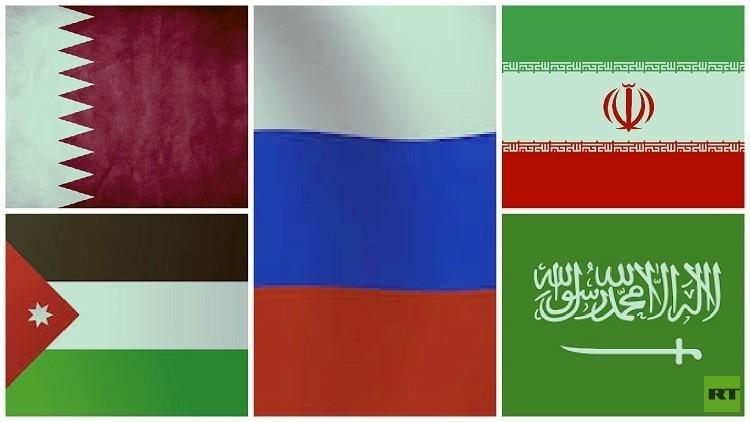 بوغدانوف يبحث في جدة الوضع السوري والتعاون الثنائي