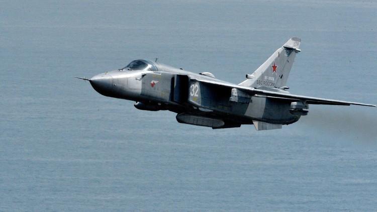 قوات الولايات المتحدة الجوية تدعو روسيا إلى عدم التحليق قرب السفن الأمريكية