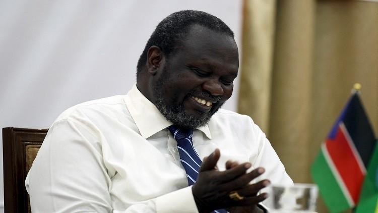 ريك مشار يغادر جنوب السودان إلى دولة آمنة
