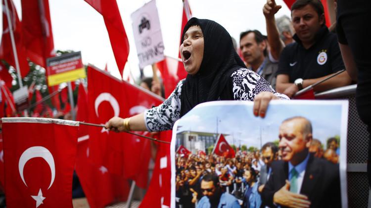 ألمانيا أعلنت تركيا