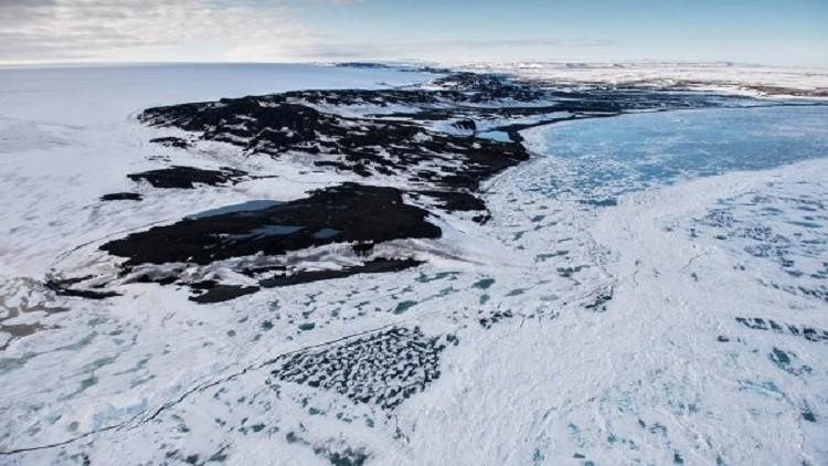 قاعدة أمريكية في القطب الشمالي من الحرب الباردة