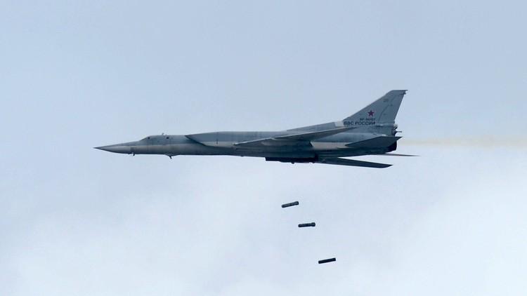 ضربة روسية ثالثة ضد