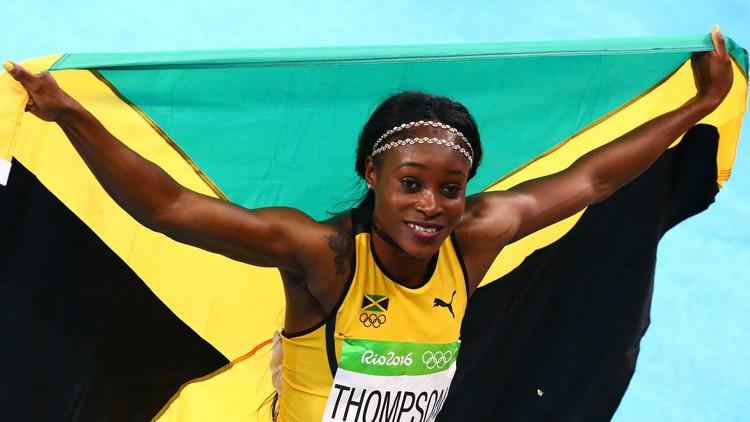 ريو 2016.الجامايكية طومسون تتوج بذهبية الـ200 م
