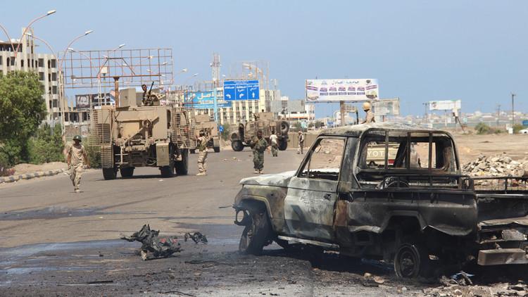 مقتل 3 جنود بتفجير انتحاري جنوبي اليمن