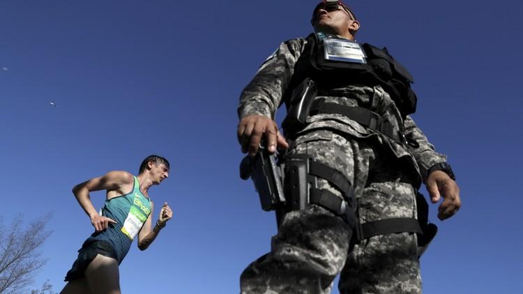 ريو 2016.. رياضي بريطاني يتعرض للسرقة تحت تهديد السلاح