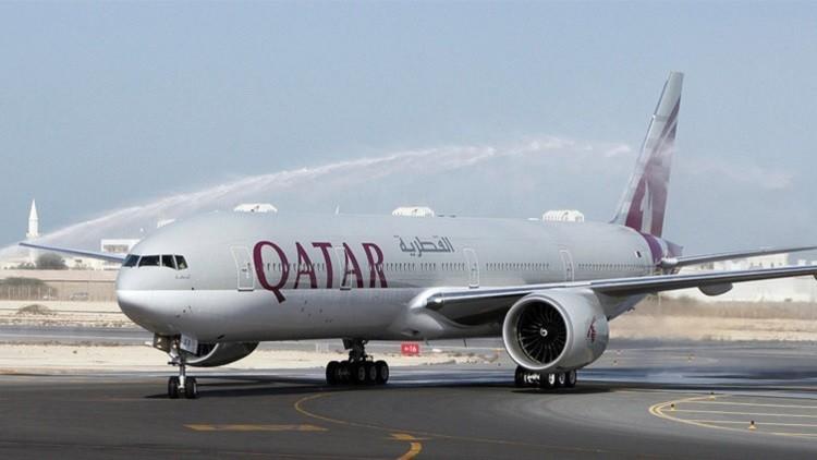 طائر يجبر طائرة قطرية على الهبوط بعيد إقلاعها!