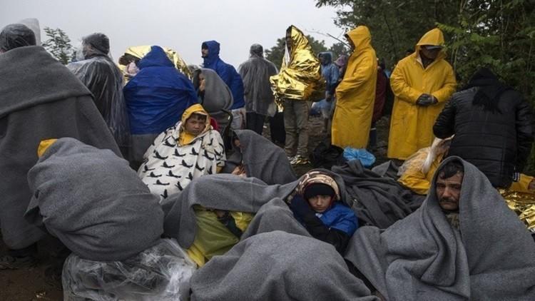 توقيف 3000 مهاجر في صربيا خلال شهر
