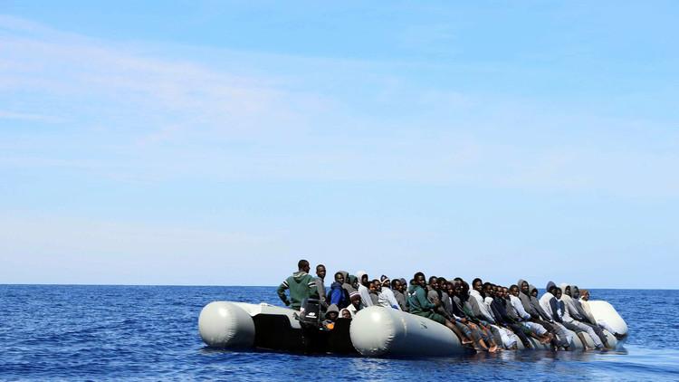 خفر السواحل الإيطالي ينتشل 5 جثث لمهاجرين
