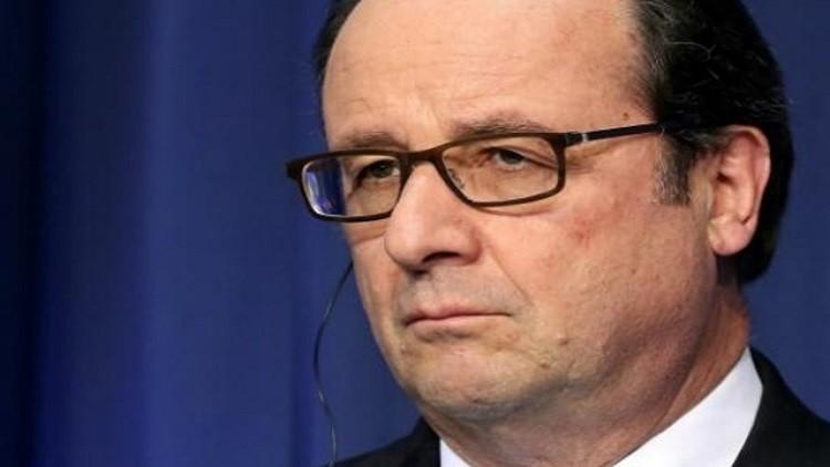 هولاند يرغب بالترشح لرئاسة فرنسا لولاية ثانية