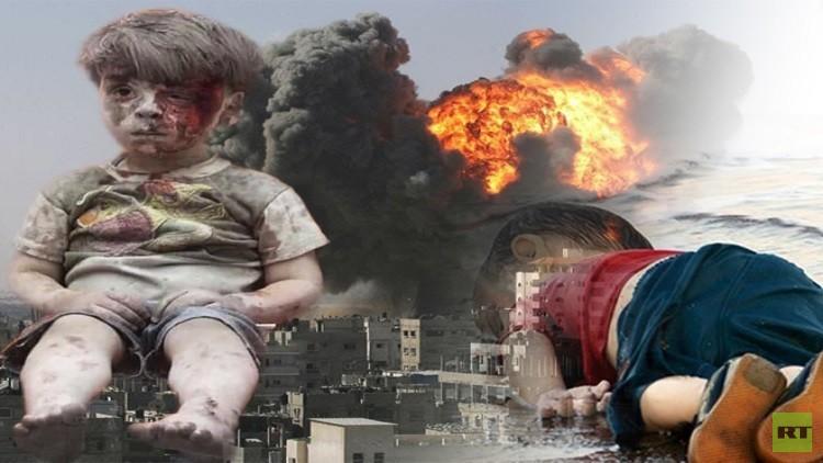أطفال سوريا..