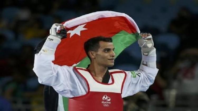 الأردن ينال أول ميدالية في تاريخه الأولمبي