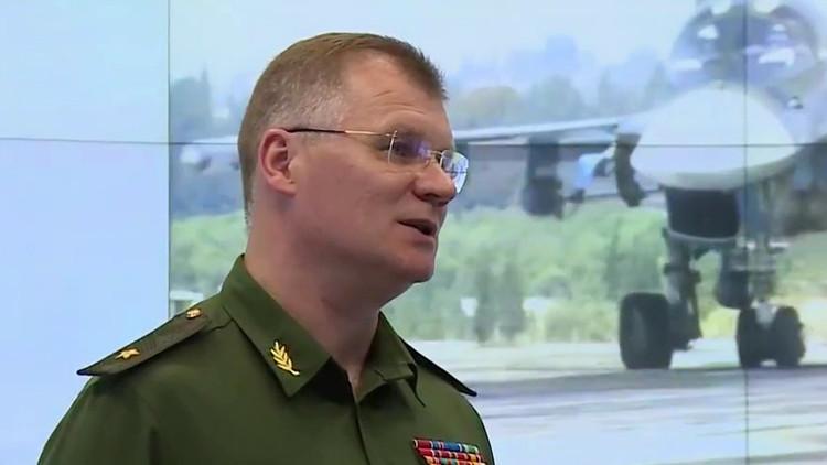 الجيش الروسي ينفي قصف مقاتلاته حي القاطرجي في حلب