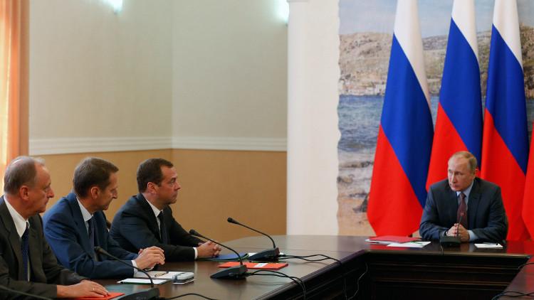 بوتين: نسعى إلى تطوير العلاقات مع أوكرانيا