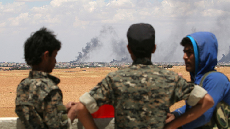 قوات سوريا الديمقراطية تسلم منبج لمجلسها العسكري