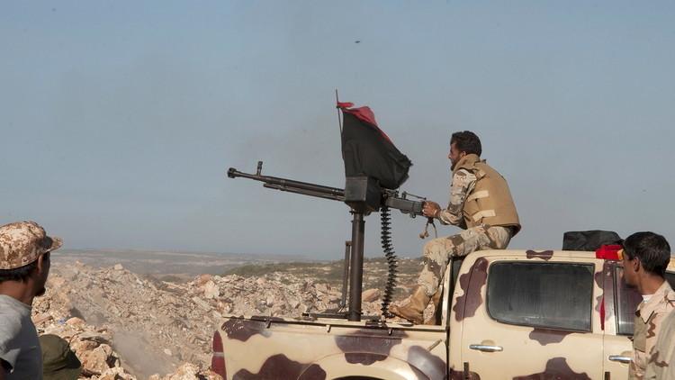 استمرار المواجهات المسلحة غرب بنغازي