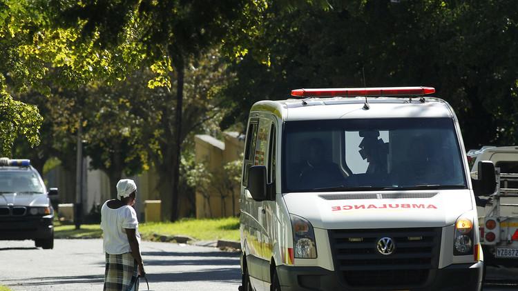 مصرع 11 جنديا بحادث سير في جنوب أفريقيا