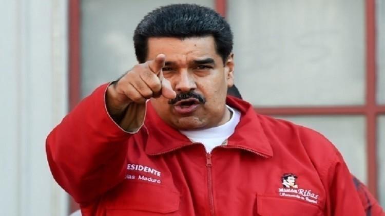 مادورو: أي محاولة انقلاب ستواجه بأقسى من رد تركيا