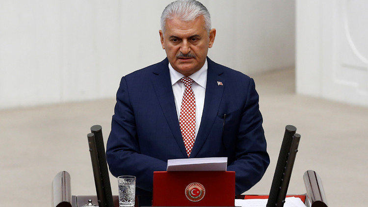 يلدريم: تركيا بحاجة لتنمية علاقاتها مع مصر