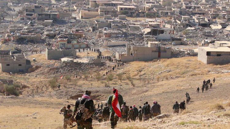 كردستان العراق: محاربة