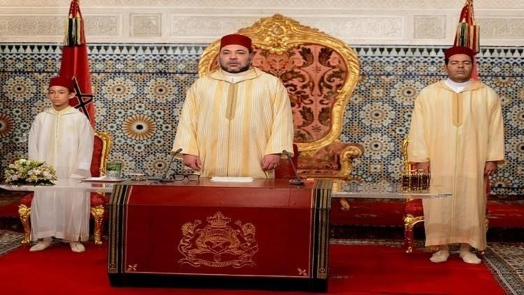 العاهل المغربي: المتشددون يحاولون استغلال الشباب