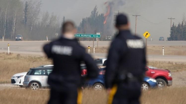 الشرطة الكندية تقتل شابا خطط لهجوم إرهابي