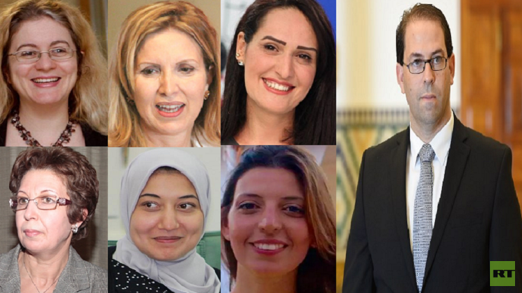 تونس.. حكومة الشاهد شبابية ثلثها من النساء
