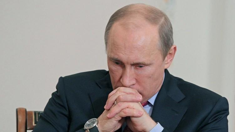 بوتين يعزي أردوغان بضحايا تفجير غازي عنتاب