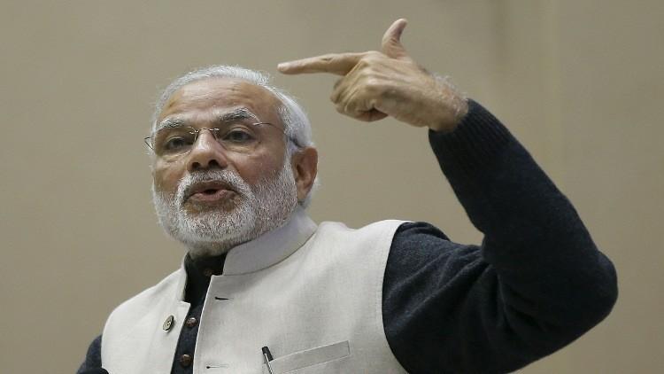 بدلة رئيس الوزراء الهندي  تدخل موسوعة غينيس