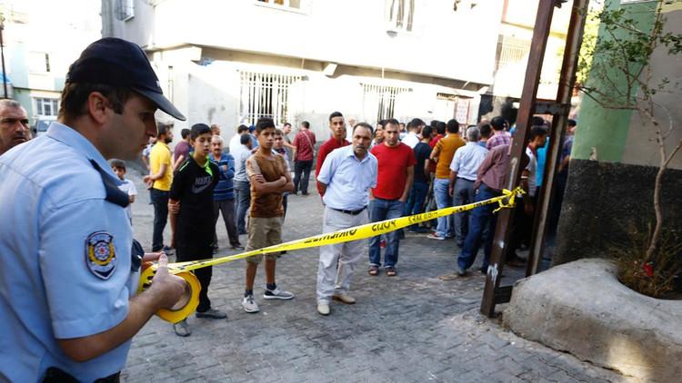 مقتل شرطي بتفجير جنوب تركيا