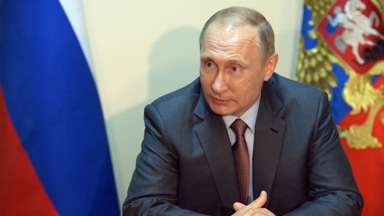 بوتين يشيد بشجاعة وإرادة الرياضيين الروس